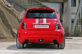 fiat 500 abarth ferrari dealers edition by pogea racing only