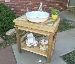 How To Build Your Own Bathroom Vanity by Small Bathroom Vanity My Love 2 Create