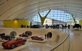 enzo ferrari museum ferrari landmark in modena cities next