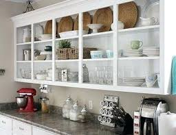 open kitchen cabinet ideas open kitchen cabinets openpoll me