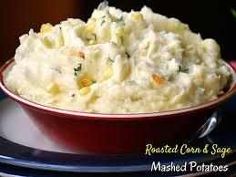 a trip to the farm u0026 roasted corn and sage mashed potatoes