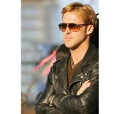buy biker jacket ryan gosling leather jacket black vintage motorcycle jacket