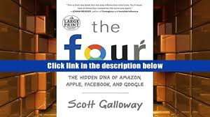 free pdf the four the hidden dna of amazon apple facebook and