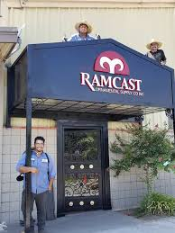 ramcast ornamental and steel supply home