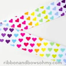 wholesale ribbon supply 3 inch emoji ribbon ribbon and bows oh my r i b b o n