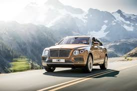 bentley sport 2016 2017 bentley bentayga review a suv in every way fortune