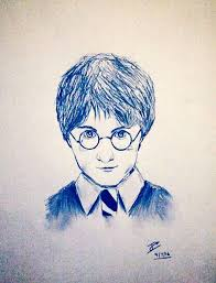 harry potter drawing sajjan u0027s mediocre art