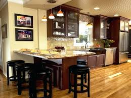 breakfast kitchen island breakfast bar with stools top kitchen island decorating idea with