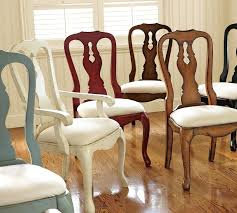 Colored Leather Dining Chairs Dining Chairs Wild For Some Bold Hues Light Colored Dining Room