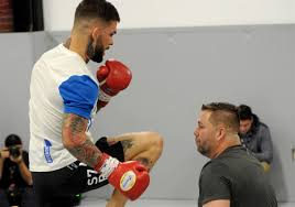 ohio native cody garbrandt was meant for the ufc cage pittsburgh