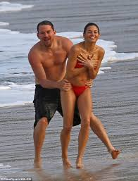 channing tatum insists he never jenna dewan packs on pda with channing tatum in hawaii daily