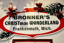 bronner s in frankenmuth michigan