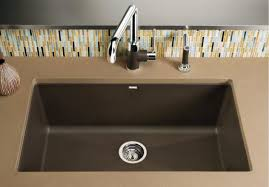 Blanco  Precis Super Single Bowl Undermount Silgranit - Blanco silgranit kitchen sink