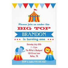 447 best carnival birthday party invitations images on pinterest