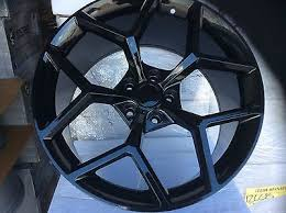 wheels camaro z28 camaro z28 5th gloss black 20 20x10 20x11 wheels rims for