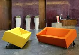Knoll Reception Desk Office Sitting Area Chairs Office Waiting Area Furniture Platner