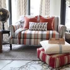 Striped Sofas Living Room Furniture Photos Hgtv