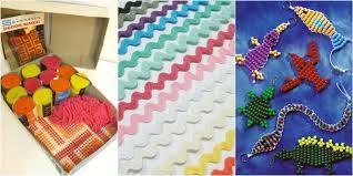 Crafters Supply Craft Materials Of Childhood Nostalgic Crafts