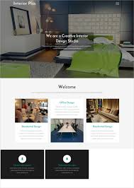 home interior website interior design website templates themes free premium free