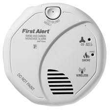 how to install smoke detector first alert sco501cn 3st wireless interconnect talking battery