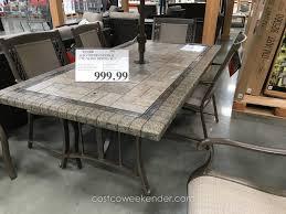 Agio Patio Table Patio Furniture Costco