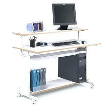 Small Computer Desks For Sale Computer Desks With Wheels Ikea Small Computer Desk On Wheels