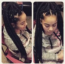 box braids with 2 packs of hair found on google from pinterest com big box braids pinterest