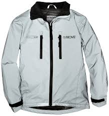 reflective bicycle jacket amazon com proviz reflect360 kids cycling jacket fully