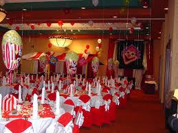 bergen linen carnival themed party bergen linen has your rentals