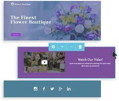 design a website vistaprint website builder uk