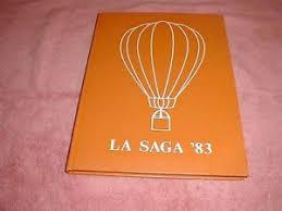 caprock high school yearbook 1983 caprock high school yearbook amarillo la saga 2 ebay