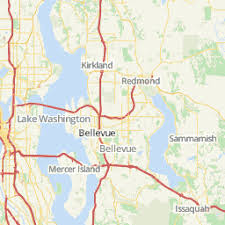 seattle map seattle area map u s news travel