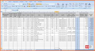 How To Create An Inventory Spreadsheet 7 How To Create An Inventory Spreadsheet Costs Spreadsheet