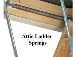 56 attic door springs repair battic door r 50 attic stairs