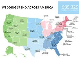 how much is a wedding this is how much the average is spending on wedding