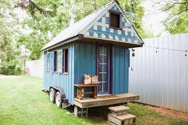 tiny house rental near downtown asheville