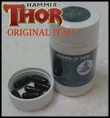 hammer of thor original italy ubat kuat lelaki harga malaysia