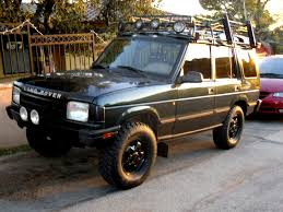lifted range rover bchguy111 1995 land rover discovery specs photos modification