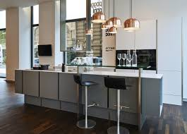 Island Stools Chairs Kitchen Kitchen Style Stainless Steel Appliances And Brown Vinyl Wooden
