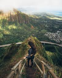 Hawaii Haiku Stairs by Hawaii U0027s Infamous Stairway To Heaven What You Need To Know Art