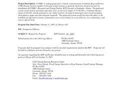 appealing rfp cover letter photos hd goofyrooster
