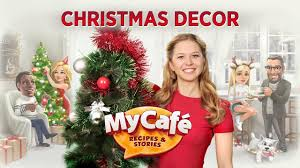 my cafe christmas decor scandinavian style let u0027s play youtube