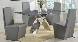 Rectangular Polished Blue Pearl Granite Dining Table With Grey - Ebay kitchen table