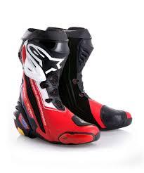 motorcycle road racing boots alpinestars andrea dovizioso