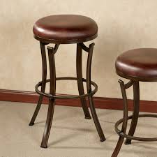 Pier One Imports Bar Stools Furniture Dana Backless Counter Stools With White Seat For
