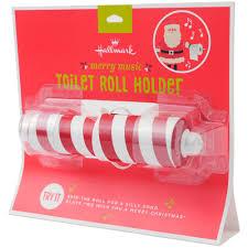 hallmark spin a song musical toilet paper roll walmart com