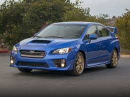 2017 subaru wrx sti base 4 dr sedan at subaru of lethbridge