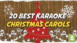20 best karaoke christmas carols for free download
