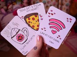 valentines day cards d i y cheesy s day cards