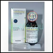 Obat Tremenza tremenza syrup 60 ml apotekqu apotekqu